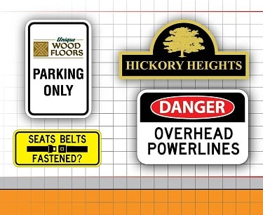 Custom Traffic Signs