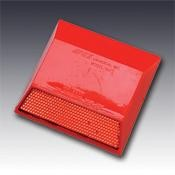 One Way Red Prismatic Pavement Marker APEX921-R