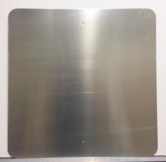 36 x 36 Square Aluminum Blanks