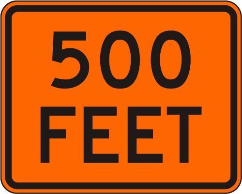 500 Feet W16-2-O