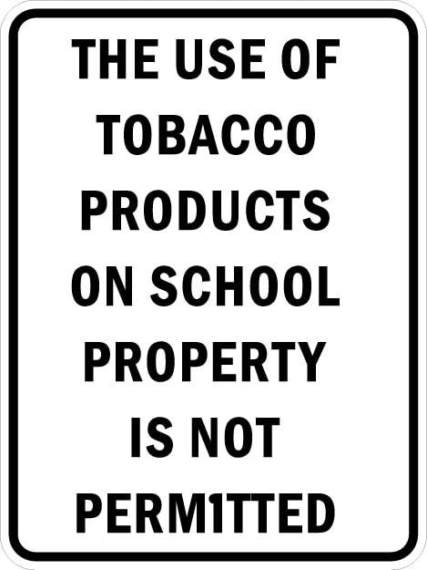 Tobacco Use Not Permitted Signs AR-776