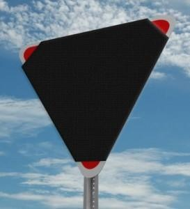 Austin Yield Sign Covers  ASC-Y