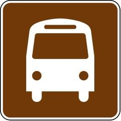 Bus Stop Signs RS-031
