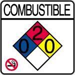 Combustible CS 13