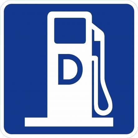 Diesel Symbol D9-11