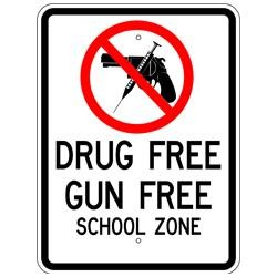 Drug and Gun Free School Zone S2-9
