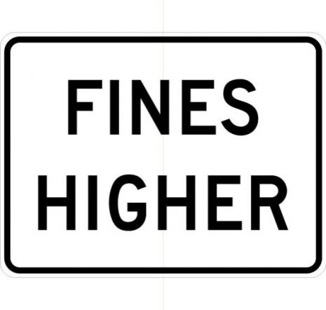 Fines Higher R2-6