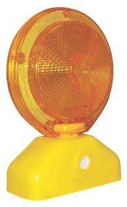 Flashing Light For Traffic Cones & Barricades HW-BFL