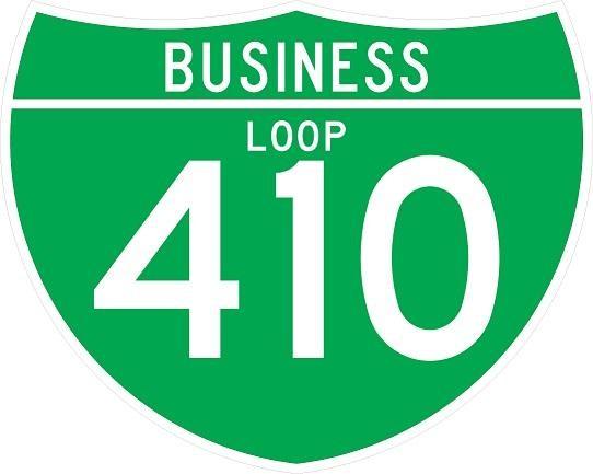 Interstate Business Loop 3 M1-2W