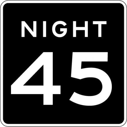 Night Speed Limit R2-3