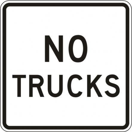No Trucks R5-2a