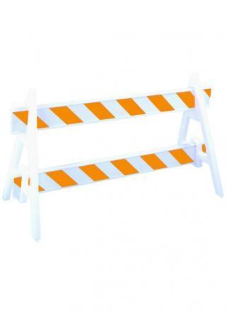 Plasticade A-Frame Barricades(Two Boards) 2002-A