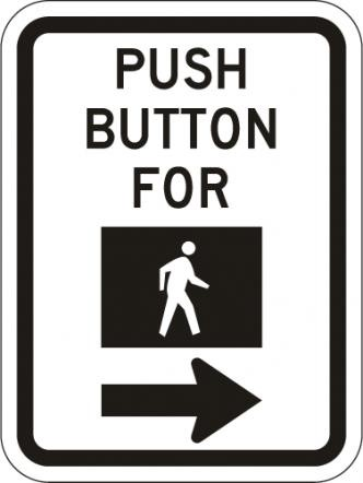 Push Button For Symbol R10-4b