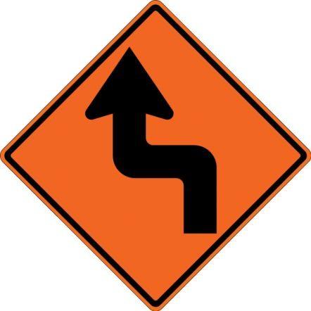 Reverse Turn Left W1-3L-O
