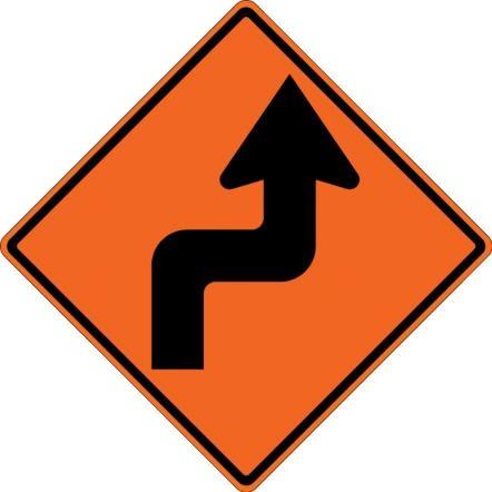 Reverse Turn Right W1-3R-O