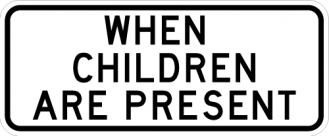 S4-2 When Children Are Present