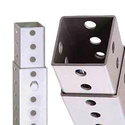 Square Post Anchors -12 Gauge HW-SP-AG