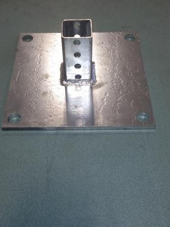 Square Post Surface Mount Plates Square Surface Plates
