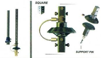 Square Sign Post Savers 175-sq
