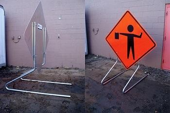 Traffic Sign Stand HW-Z