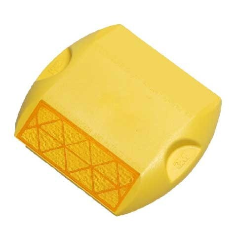 One-Way Yellow 3M Raised Pavement Marker Series 290 RPM-290-Y