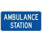 Ambulance Station D9-13BP