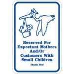 Reserved For Expectant Mothers