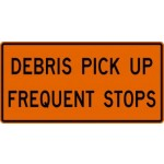 Debris Pick Up Frequent Stops AR-251