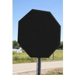 Austin Stop Sign Covers ASC-S