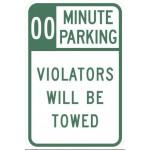 Custom Parking Time C-T