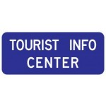 D5-7a Tourist Info Center Signs