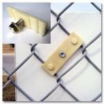Fence Sign Mounting Hardware HW-FM