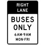 HOV Lane Assignment R3-11b