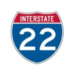 Interstate Route Sign M1-1