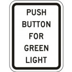 Push Button For Green Light R10-3