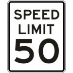 Speed Limit Signs R2-1