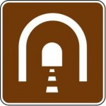 Tunnel Signs RS-005