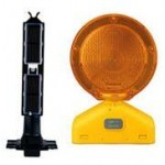 Type A, C and 3 Way Solar LED Warning Light