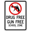 Drug and Gun Free School Zone