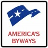 National Scenic Byways Sign